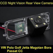 For VW Polo Golf Jetta Magotan Bora Car CCD Night Vision Backup Rear View Camera