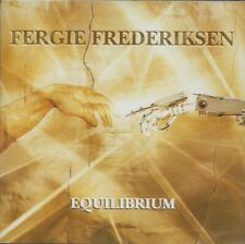 Equilibrium by FERGIE FREDERIKSEN (CD/SEALED - MTM Music) pure AOR CD