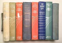 Charles Nordhoff & James Norman Hall - 8 Books Bounty Trilogy & More *AS-IS* HC