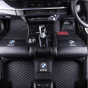 For BMW-1-2-3-4-5-6-7-8-Series Car Floor Mats-Right-hand drive