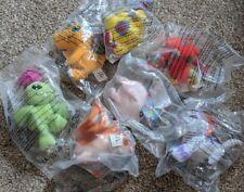 Digimon - McDonald's Happy Meal plush set - New, Sealed, Rare! - Agumon Patamon