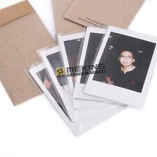 Mini Protector Instant Film 10 Prints 7s 8 90 Polaroid 300 Fujifilm