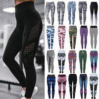 FITTOO Women High Waist Yoga Fitness Leggings Running Gym Sports Pants Trousers