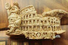 Italy Roma Colosseum Colosseo Tourist Travel Souvenir 3D Resin Fridge Magnet