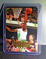 1995-96 Pervis Ellison Fleer Ultra #11 Basketball Card