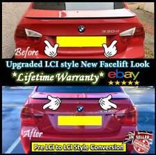 LCI STYLE BMW E90 saloon / E91 Touring 3 Series rear light tint 2005 - 2009👌🏼