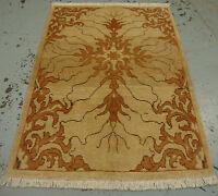 unusual  handmade turkish Rug 208cm x 148cm