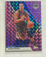 2019-20 SSP Aaron Gordon Purple /49 Panini Prizm Mosaic Basketball