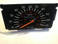 New Genuine Peugeot 205 Speedometer 6113C1 Bright ORANGE Needle! Jaeger NFP NLA