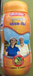 Baidyanath Sugarfree Chyawanvit- Good For Diabetics 1 Kg FREE SHIP