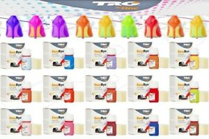 TRG Easy Dye Leather Vinyl Canvas Shoe Dyes Restore Shoe Boot Trainers Bags Dye