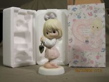 """Precious Moments """"There's Always A Place In My Heart For You"""" 2003 Figurine"""