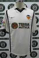 Maglia calcio VALENCIA AIMAR TG M shirt trikot maillot camiseta jersey