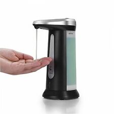 Automatic Hand Free Dispenser Liquid Soap Touchless Sensor Activated Sanitizer
