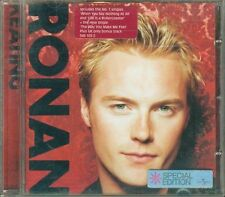 Ronan Keating - Ronan Special Uk Edition 14 Tracks (Boyzone) Cd Eccellente