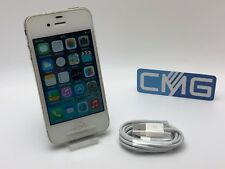Apple Iphone 4 - 16gb - Blanc (Hors Verrouillage Sim) A1332 ( Gsm ) Utilisé #18