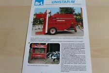 140443) BVL Van Lengerich-Unistar W-prospetto 198?