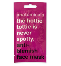 Anatomicals Never Spotty Anti Blemish Face Mask 15ml NEW