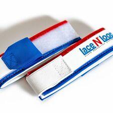 Patriotic Lace N Loop Straps (Pair)