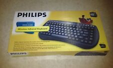 "Original Philips Magnavox Webtv Web Tv Plus  MWK350BK ""Big"" KEYBOARD in Box"