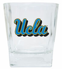 UCLA 12OZ GLASS TUMBLER SET-UCLA BRUINS GLASSES-2 PACK