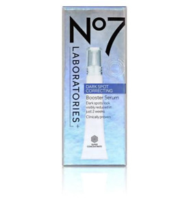 No7 LABORATORIES DARK SPOT CORRECTING Booster Serum 15ml