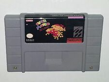 Super Mario 2D Land - game For SNES Super Nintendo - Platformer