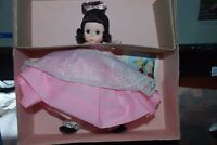Beth 8'' Madame Alexander Doll from Little Women Series #412 New NRFB