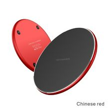Wireless fast charger FOR IPHONE11 SAMSUNG wireless fast charging QI standard