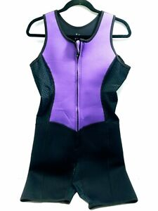 Kutting Weight V3 Neoprene Weight Loss One-piece Sauna Suit WOMENS LARGE