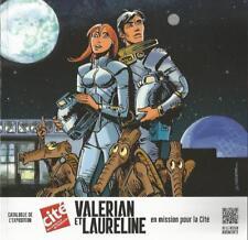 Jean Claude Mézières – Valérian & Laureline + ex libris signé