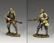 KING & COUNTRY FIRST WAR FW216 WW1 GERMAN STANDING SNIPER MIB