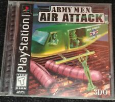 Army Men Air Attack Ps1 Playstation one Complete Tested Sony