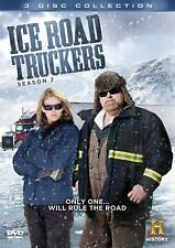Ice Road Truckers : The Complete Season 7 (DVD, 3-Disk Set)