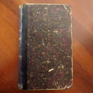 1880s Deutsch- Russisches Wörterbuch- Adam Frey; Немецко-Русский Словарь RUSSIAN