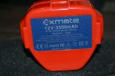 Exmate 2 Pack 12V 3500mAh Battery Replacement Ni-MH for Makita 12V 1220 1222