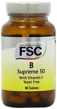 FSC Supreme B50 (B Complex) 90 Tablets *BUY 1 GET 1 FREE*