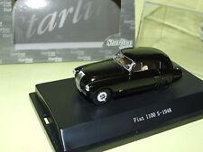 FIAT 1100 S 1948 Noir  STARLINE