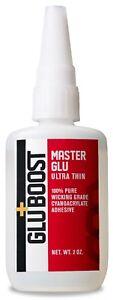 GluBoost Master Glu Ultra Thin - 2 oz. FREE SHIP!!!