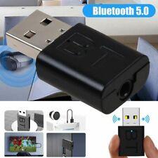 Usb bluetooth 5.0 Inalámbrico Transmisor Audio Adaptador Receptor Música Para TV