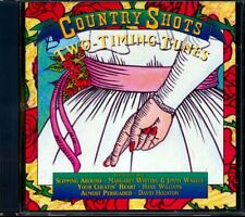 SEALED NEW CD Hank Williams, Kitty Wells, Jerry Lee Lewis, Etc. - Country Shots: