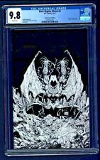 Dark Nights Metal #3 CGC 9.8 Torpedo Comics Edition Virgin Variant Cover Capullo