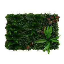 Simulation Green Plants Wall Wedding Venue Foliage Background Decor