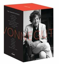 Kurt Vonnegut - The Complete Novels Set : The Library of America Collections by Sidney Offit and Kurt Vonnegut (2016, Hardcover / Hardcover)
