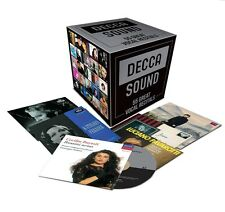 DECCA SOUND-55 GREAT VOCAL RECITALS (LTD.EDT.)  55 CD NEU VERDI/PUCCINI/MOZART