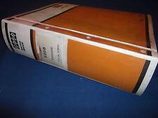 CASE 880B EXCAVATOR SERVICE SHOP REPAIR BOOK MANUAL ORIGINAL OEM
