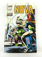 BD Comic Nova Album 56 comprend numeros 181 a 183 1993 Edition Semic Envoi suivi