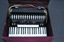 VINTAGE SANO STEREO ACCORDION 41 KEY WITH CASE / POWER CORD EXCELLENT CONDITION