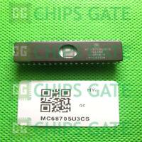 1PCS MC68705U3CS Encapsulation:CDIP,8-Bit EPROM Microcomputer Unit