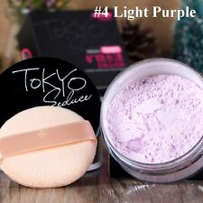 Translucent Oil Control Loose Powder Foundation Makeup Face Smooth 4